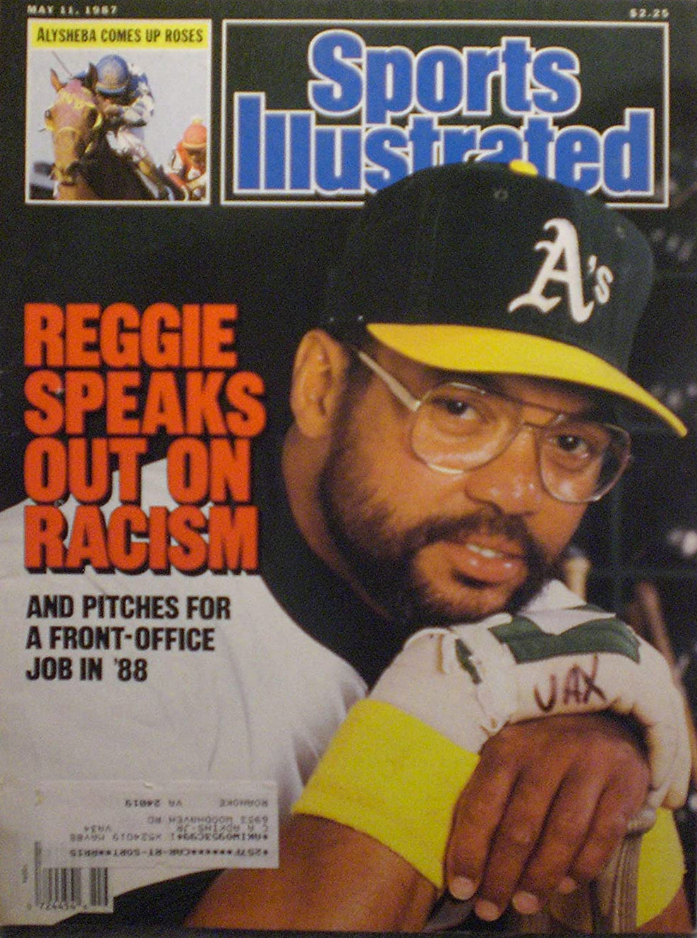 Reggie Jackson Speaks out on Racism