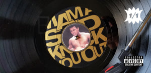 Junk Wax Records by Matthew Lee Rosen - Muhammad Ali & LL Cool J