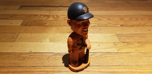 "Baseball card art by Matthew Lee Rosen (aka Matthew Rosen) - Barry Bonds ""Juiced"" Bobblehead"