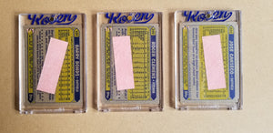 Baseball card art by Matthew Lee Rosen (aka Matthew Rosen) - Gum Stick Collector Cards - 1987 Topps