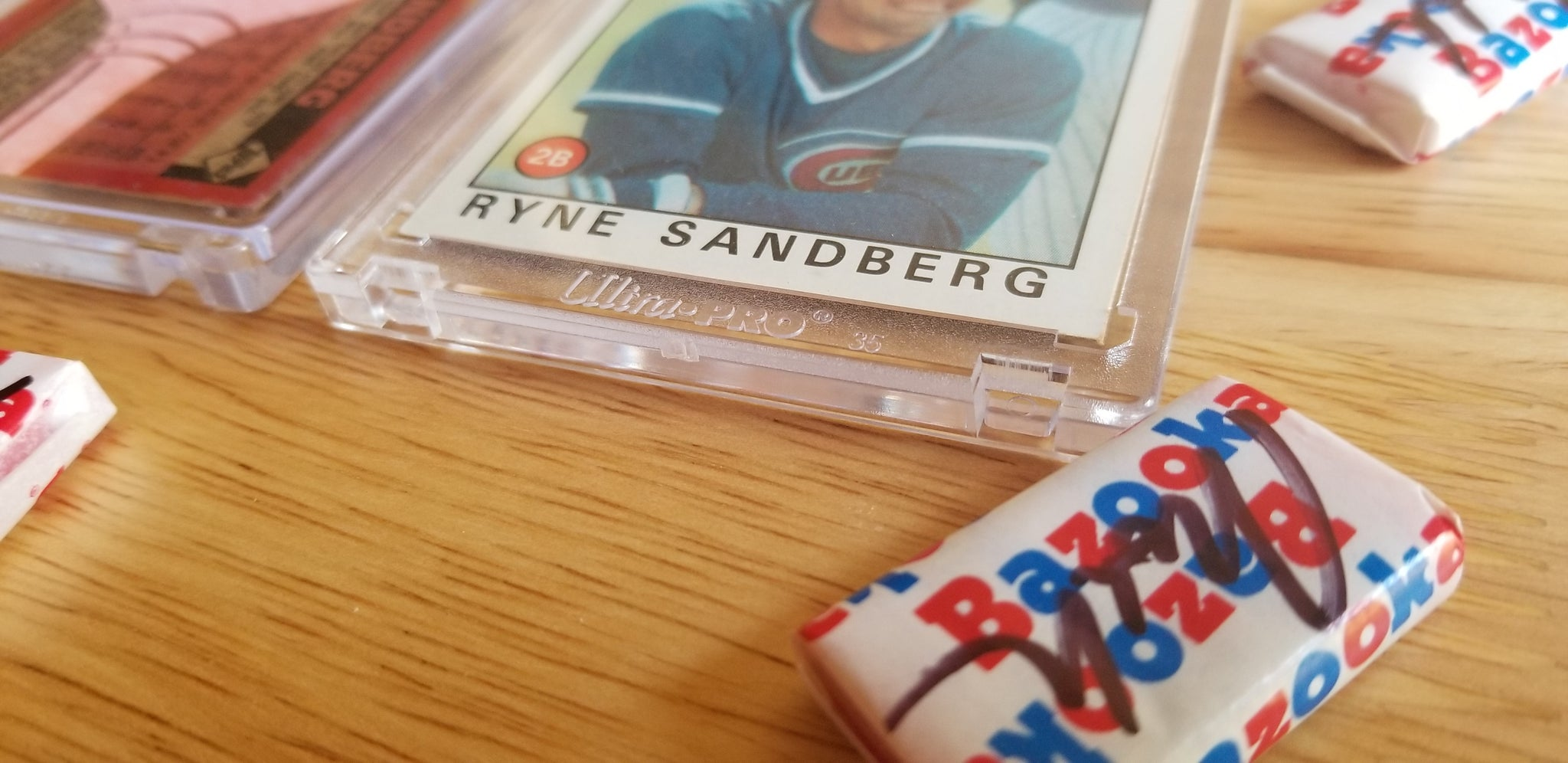 Baseball card art by Matthew Lee Rosen (aka Matthew Rosen) - Ferris Bueller