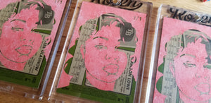 Baseball card art by Matthew Lee Rosen (aka Matthew Rosen) - Say Breonna Taylor's name