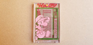 Baseball card art by Matthew Lee Rosen (aka Matthew Rosen) - Super Mario Soto