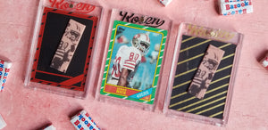 G-Sticks: '86 Topps FB #161 Jerry Rice