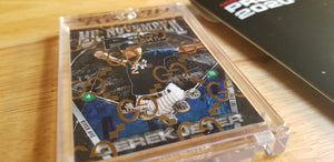 Baseball card art by Matthew Rosen - Derek  Jeter Ben Baller Topps Project 2020