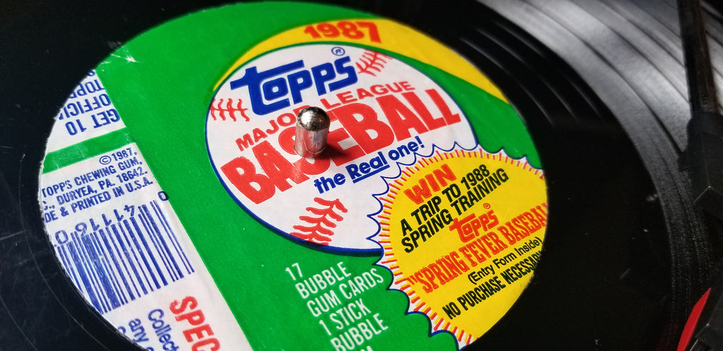 Junk Wax Records by Matthew Lee Rosen - 1987 Topps