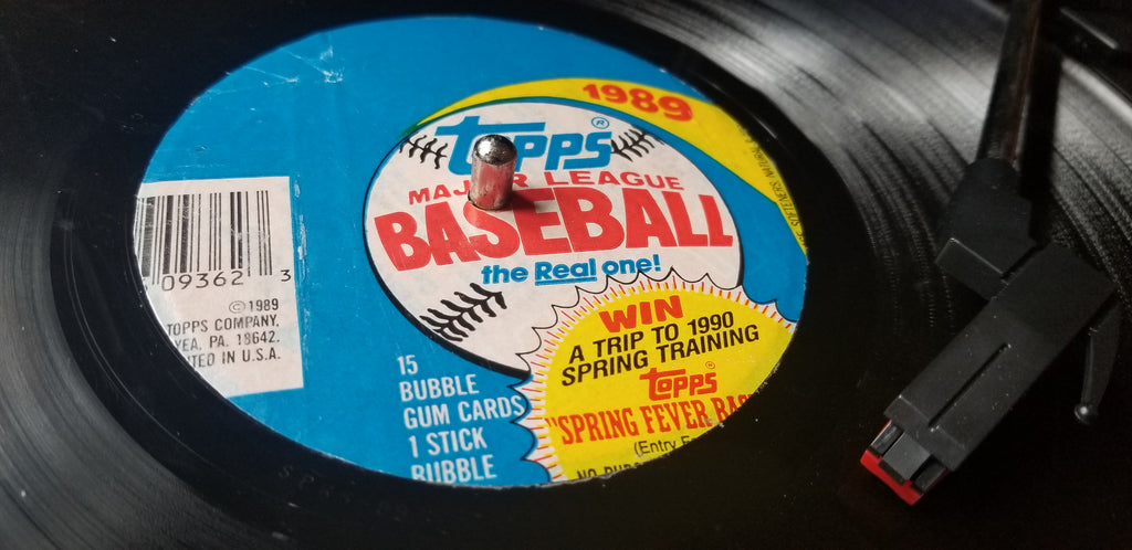 Junk Wax Records by Matthew Lee Rosen - 1989 Topps