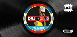 Junk Wax Records by Matthew Lee Rosen - Release No. 3 - 1986 Fleer Dr. J