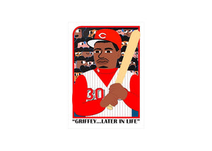 Griffey...Later in Life