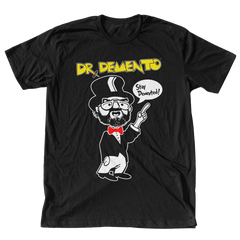 Dr. Demento Sketch Tee