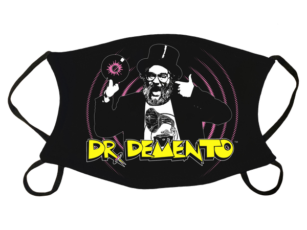 Dr.Demento Face Mask