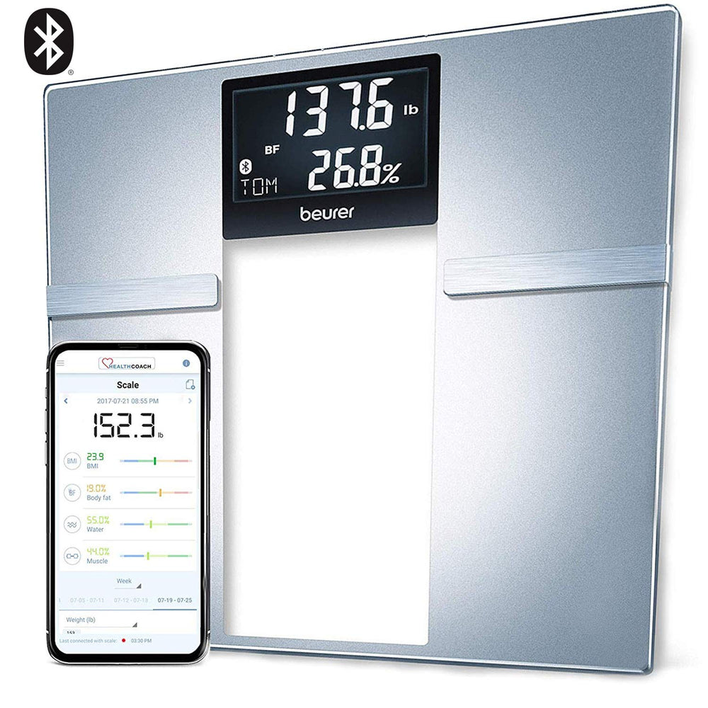 Beurer Digital Body Fat Scale, BF70