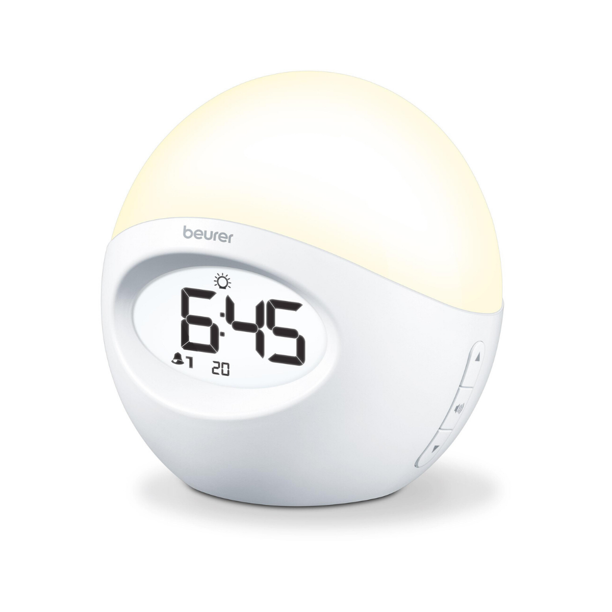 Beurer Wake Up Light with Sunrise Simulation, WL32