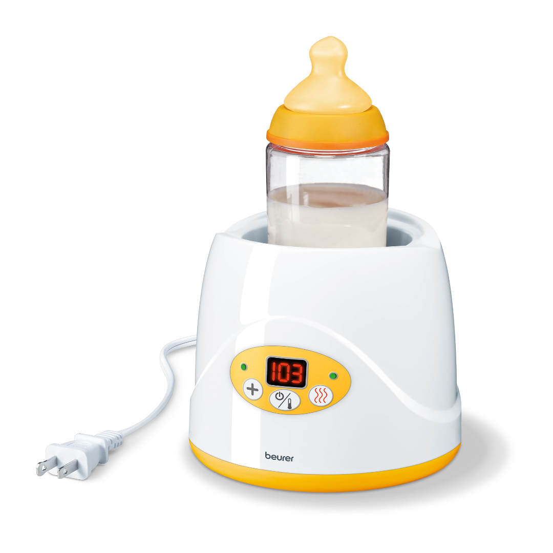 Beurer Baby Food and Bottle Warmer, BY52