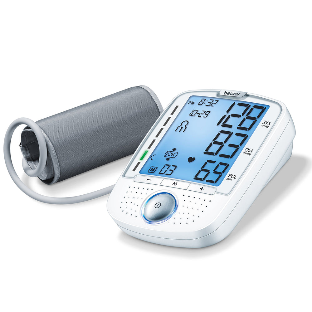 Beurer Upper Arm Blood Pressure Monitor, BM50