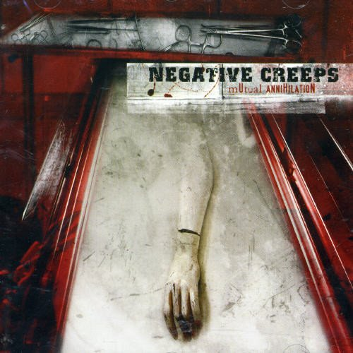 Negative Creeps ‎– Mutual Annihilation