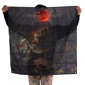 Infant Annihilator - The Battle of Yaldabaoth - Wall Flag