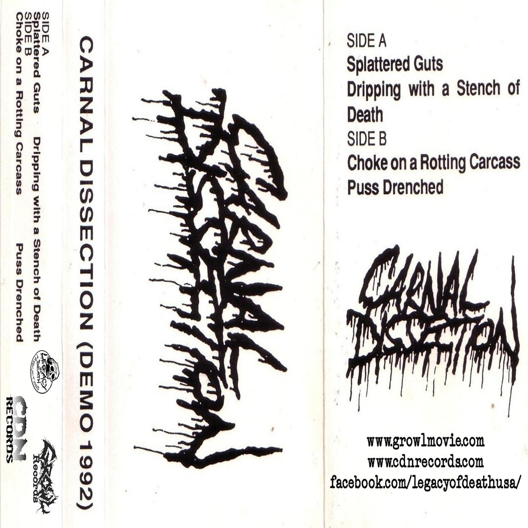 Carnal Dissection - Demo I