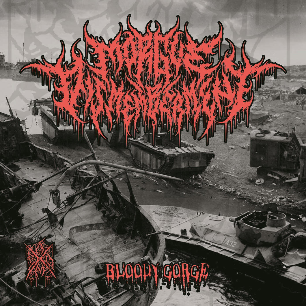 Morgue Dismemberment - Bloody Gorge