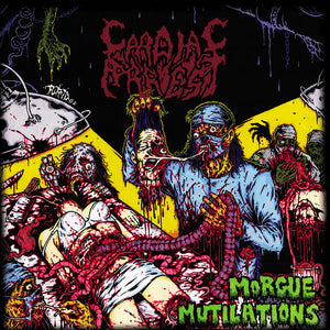 Cardiac Arrest - Morgue Mutilations