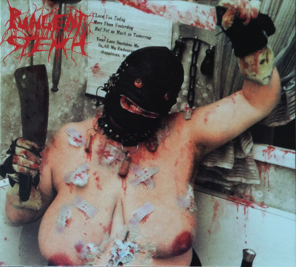 Pungent Stench - Dirty Rhymes And Psychotronic Beats