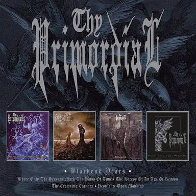 Thy Primordial - Blackend Years