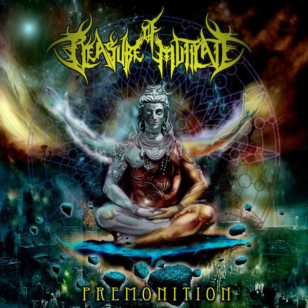 Pleasure Of Mutilate - Premonition
