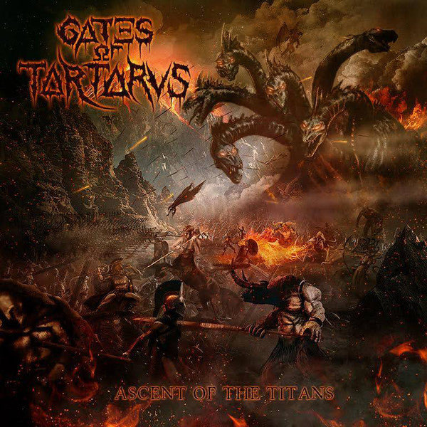 Gates Of Tartarus - Ascent Of The Titans