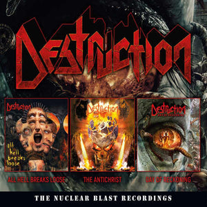 Destruction - The Nuclear Blast Recordings