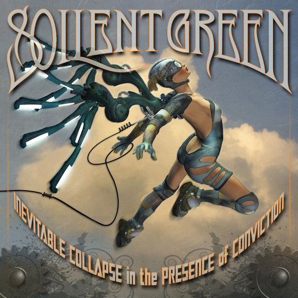 Soilent Green ‎- Inevitable Collapse In The Presence Of Conviction