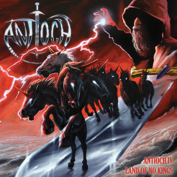 Antioch - IV: Land Of No Kings