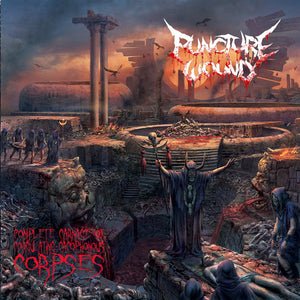 Puncture Wound - Complete Carnage of Coagulating Cacophonous Corpses