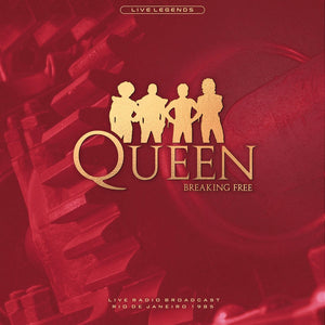 Queen - Breaking Free