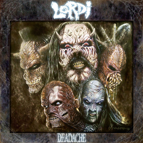 Lordi - Deadache