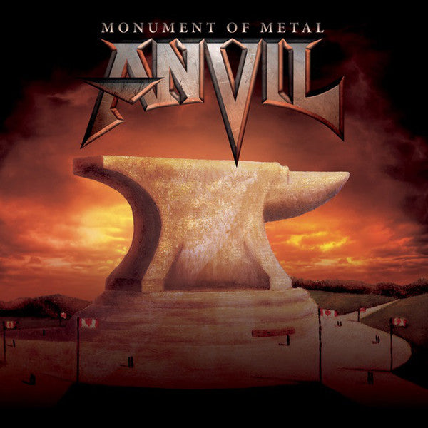 Anvil - Monument Of Metal