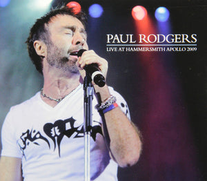 Paul Rodgers - Live At Hammersmith Apollo 2009