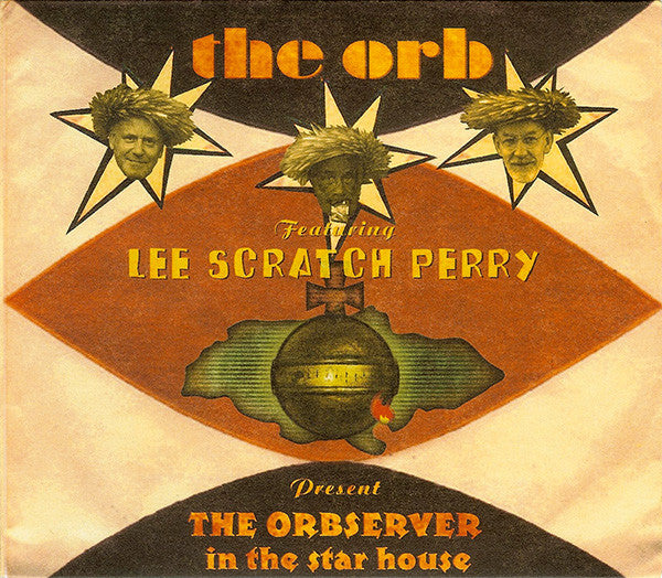 The OrbLee Perry - The Orbserver In The Star House