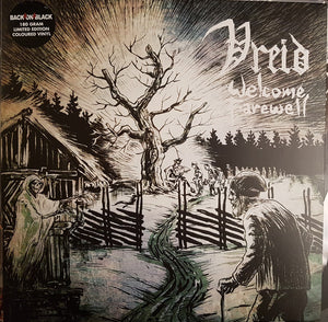 Vreid - Welcome Farewell