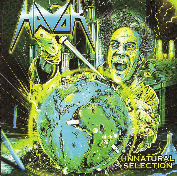 Havok - Unnatural Selection - Jewel Case