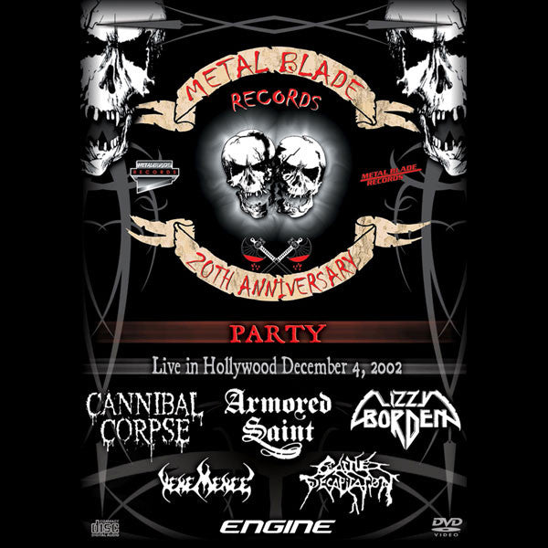 Metal Blade Records 20th Anniversary Party