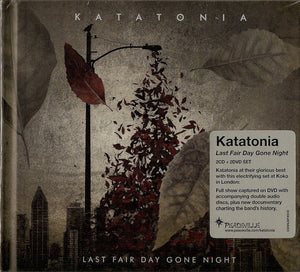 Katatonia - Last Fair Day Gone Night