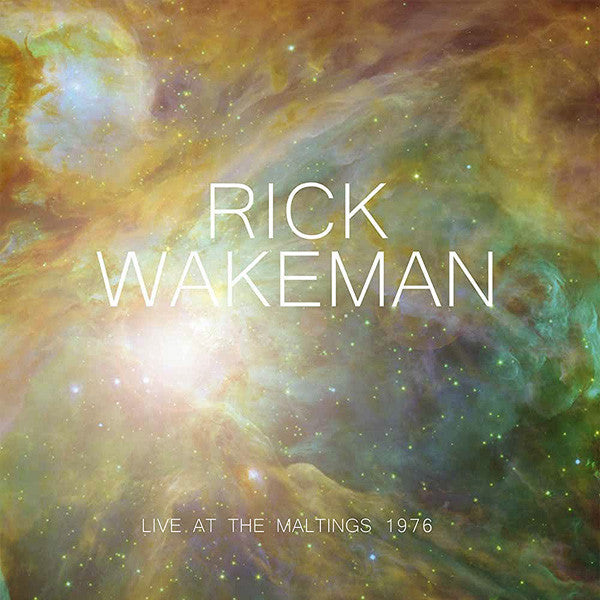 Rick Wakeman - Live At The Maltings 1976