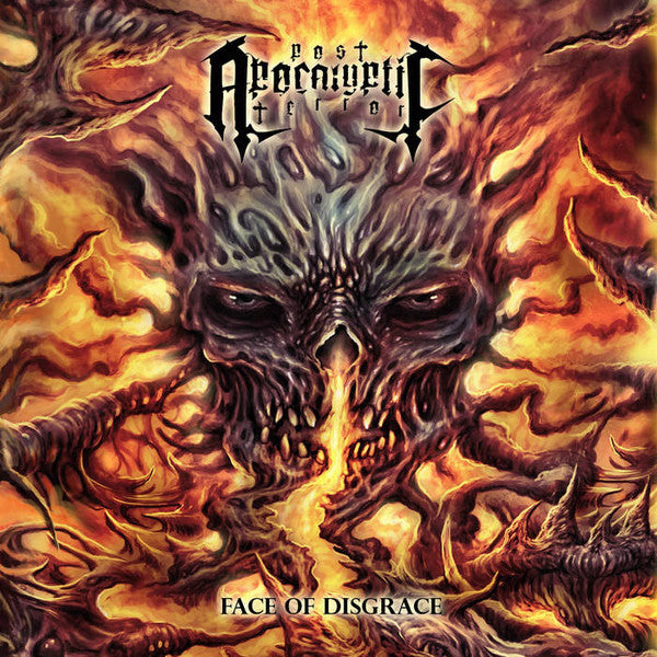 Post-Apocalyptic Terror - Face Of Disgrace