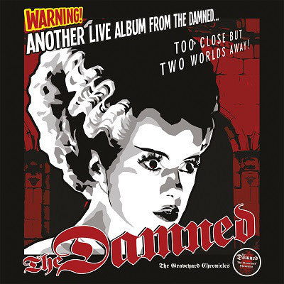 The Damned - Another Live Album From The Damned