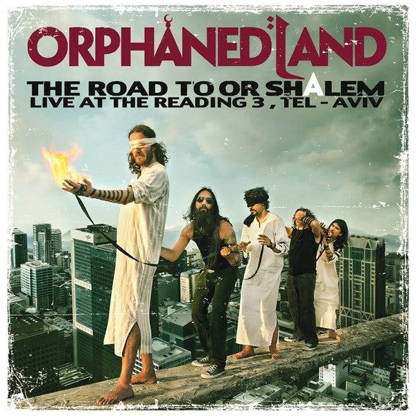 Orphaned Land - The Road To Or Shalem: Live At The Reading 3, Tel-Aviv