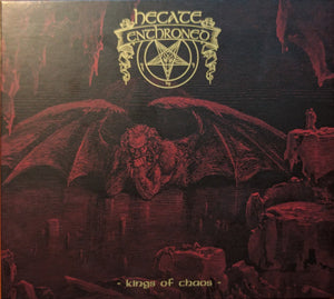 Hecate Enthroned - Kings Of Chaos
