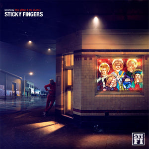 Sticky Fingers - Westway (The Glitter & The Slums)