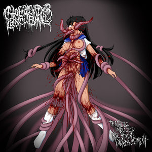 Cheerleader Concubine ‎- Tentacle Induced Intestinal Displacement