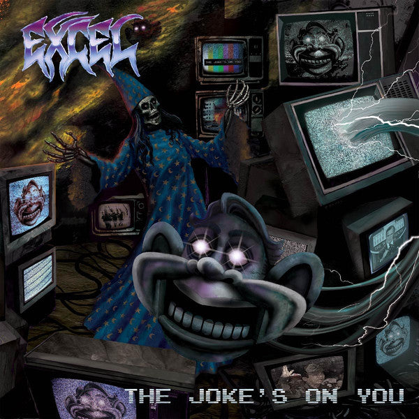 Excel - The Joke's On You