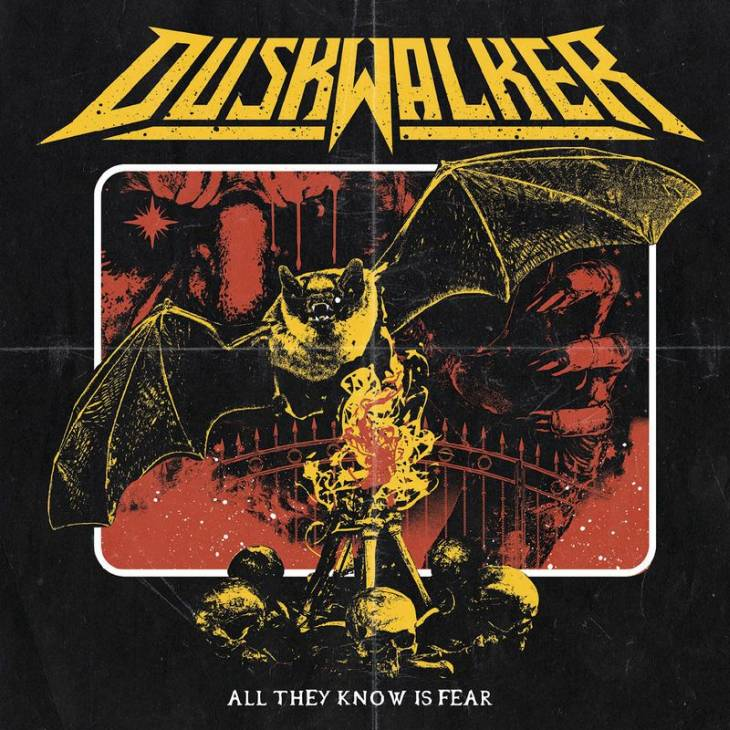Duskwalker - All They Know Is Fear